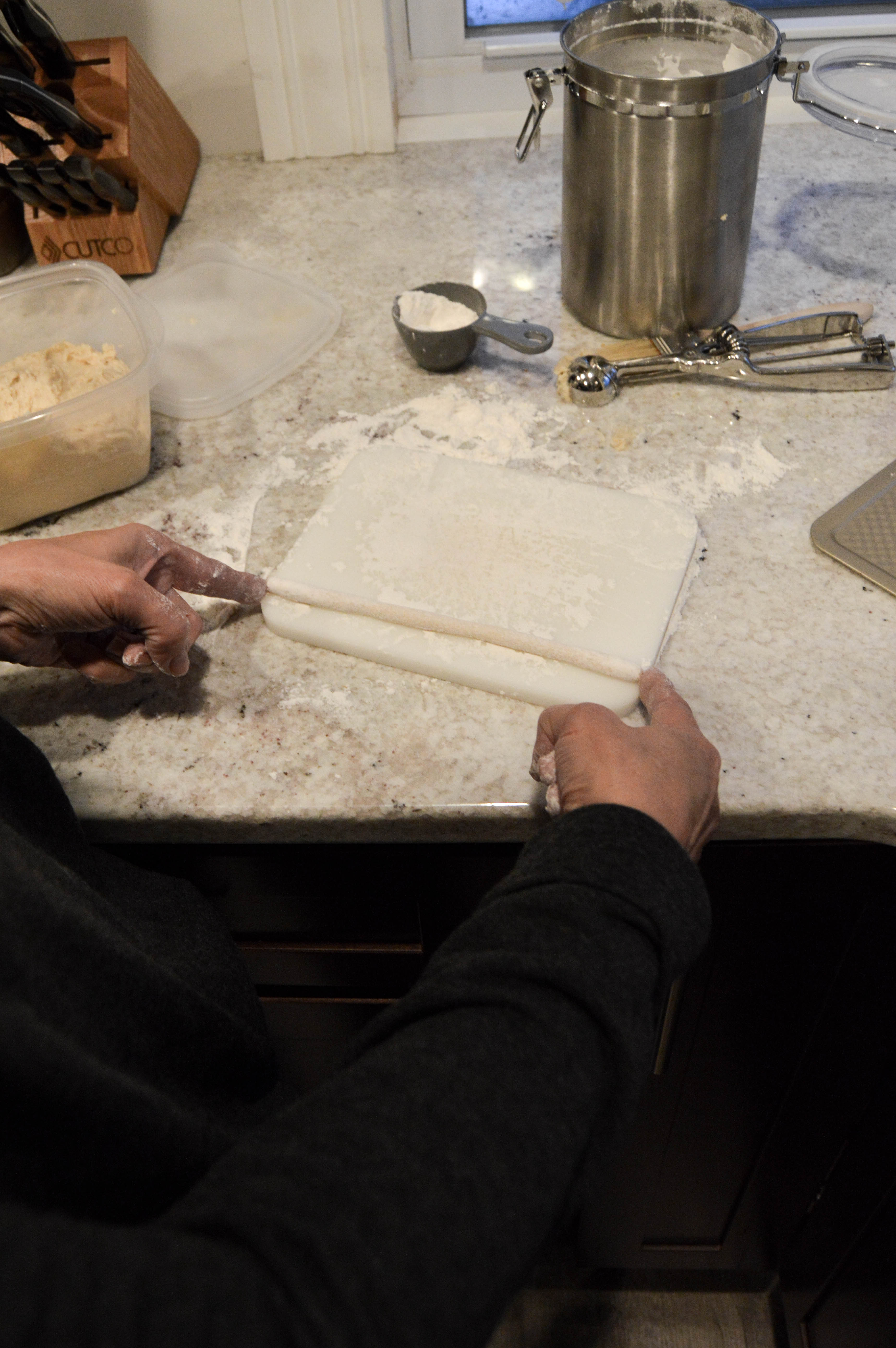 Making Kringla With Mom | A Scandinavian Pastry | Pointed North